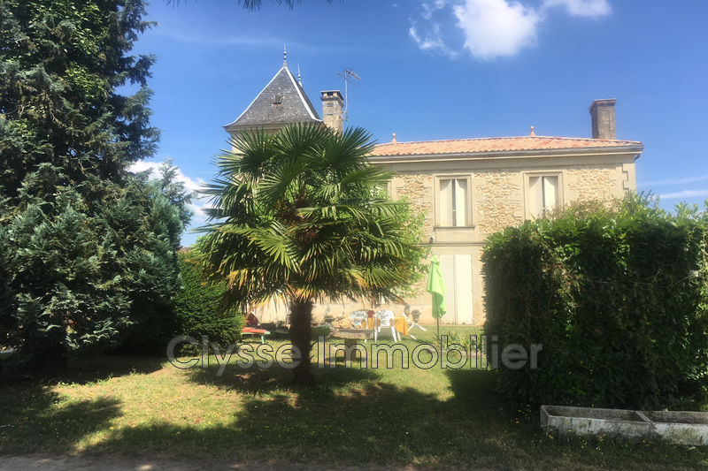 Photo Maison en pierre Sauternes Sud gironde,   achat maison en pierre  4 chambres   200m²