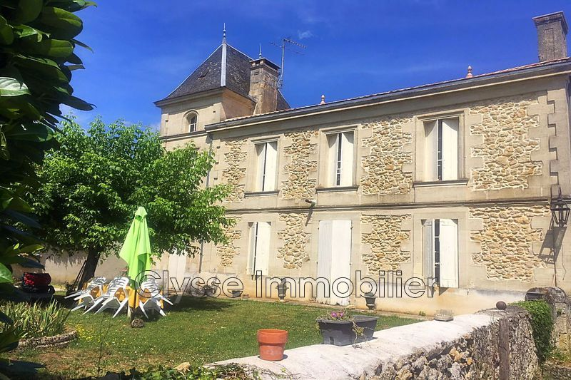 Photo Domaine viticole Sauternes Sud gironde,   to buy domaine viticole  4 kamers   200 m²