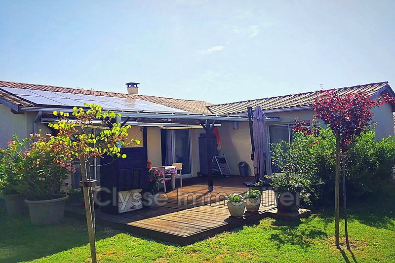 Photo Maison contemporaine Langon Sud gironde,   achat maison contemporaine  3 chambres   101 m²