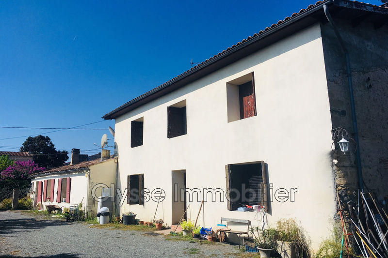 Photo Maison en pierre Langon Sud gironde,   achat maison en pierre  3 chambres   200m²