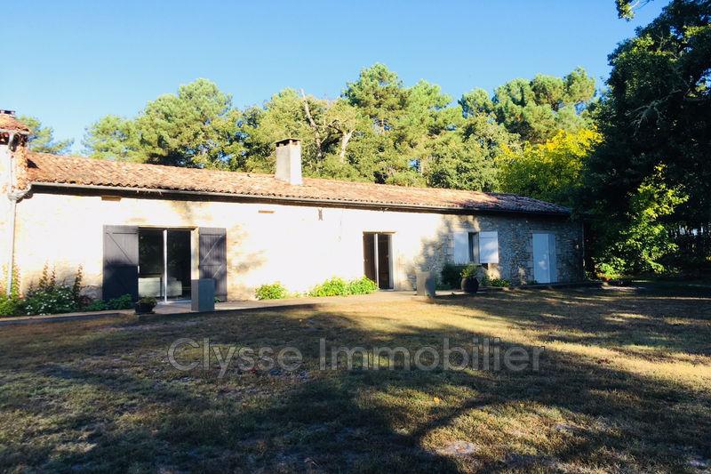 Photo Maison en pierre Léogeats Sud gironde,   achat maison en pierre  4 chambres   253m²