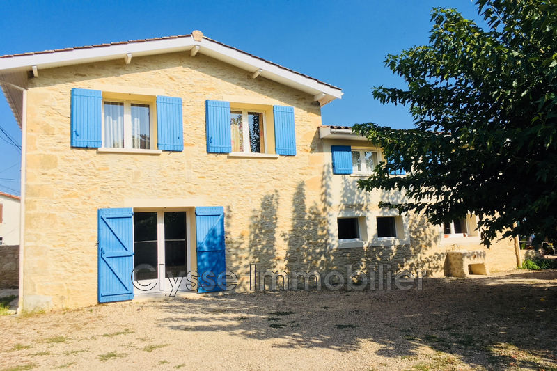 Photo Stone house Preignac Sud gironde,   to buy stone house  5 bedrooms   135m²