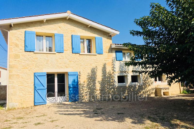 Photo Maison en pierre Preignac Sud gironde,   achat maison en pierre  5 chambres   135m²