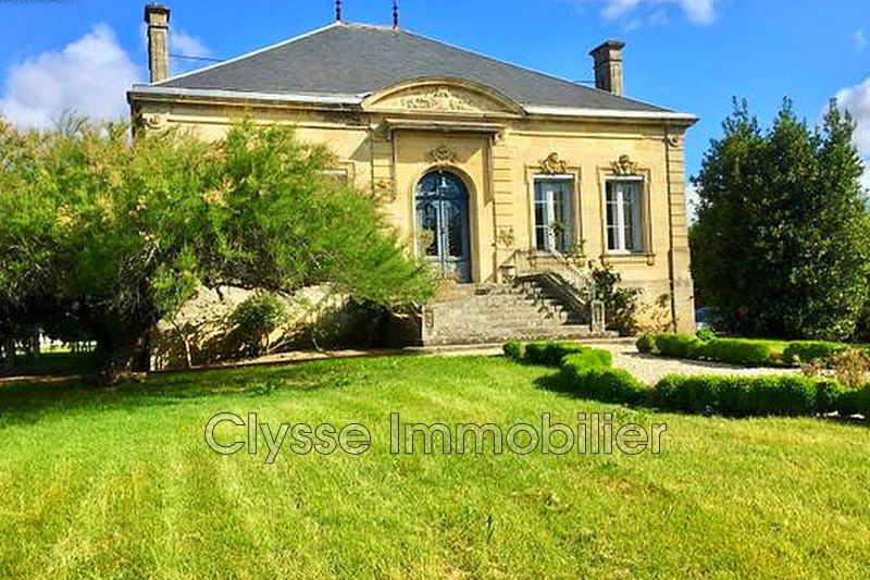 Photo Demeure de prestige Cérons Sud gironde,   to buy demeure de prestige  3 bedrooms   215 m²