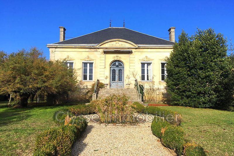 Photo Demeure de prestige Cérons Sud gironde,   to buy demeure de prestige  3 kamers   215m²