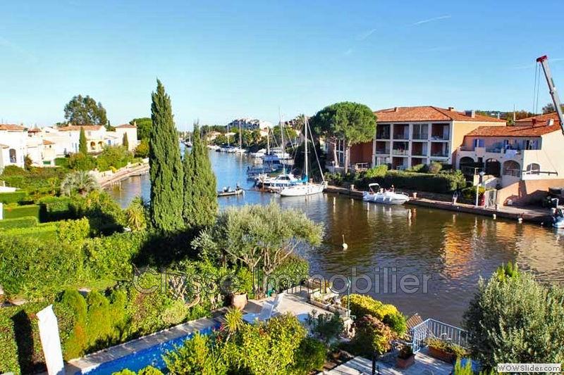 Photo n°1 - Vente maison marina Port-Grimaud 83310 - 1 150 000 €