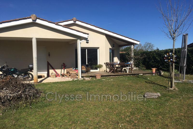 Photo Maison contemporaine Langon Sud gironde,   achat maison contemporaine  4 chambres   150m²