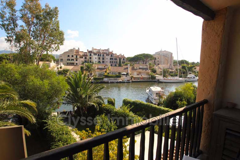 Photo Appartement Port-Grimaud Golfe de saint tropez,   to buy appartement  3 items   45 m²