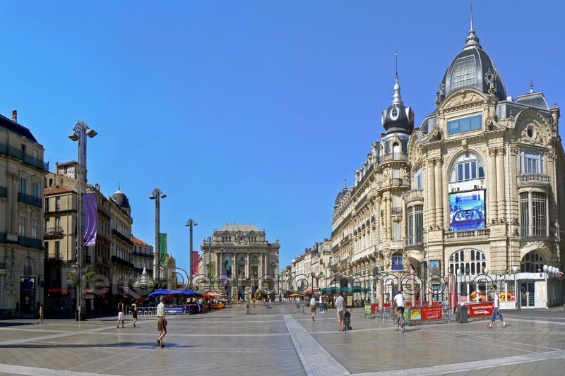 Photo  Montpellier Centre-ville,  Professionnel    150 m²