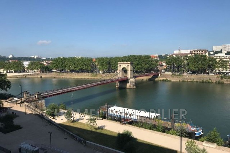 Photo Apartment Lyon Quai de saone,   to buy apartment  3 rooms   71 m²