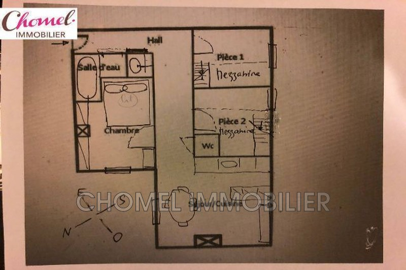 Photo n°11 - Vente appartement Lyon 69004 - 360 000 €