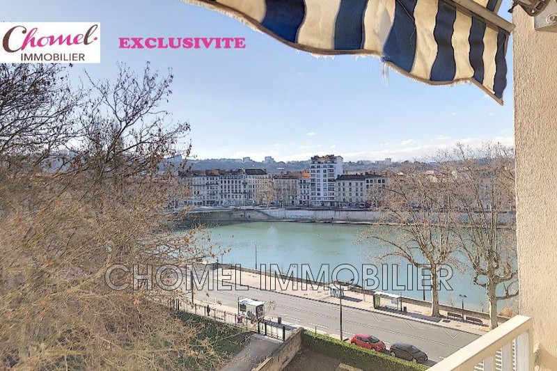 Apartment Lyon Quai de saone,   to buy apartment  3 rooms   72 m²