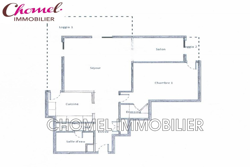 Photo Apartment Lyon 69004,   to buy apartment  3 rooms   73 m²