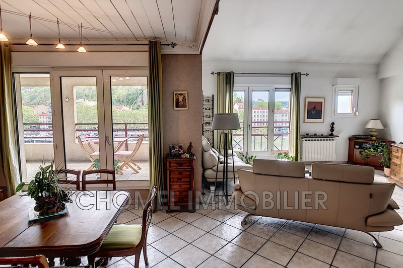 Photo Apartment Lyon Quai joseph gillet,   to buy apartment  6 rooms   122m²
