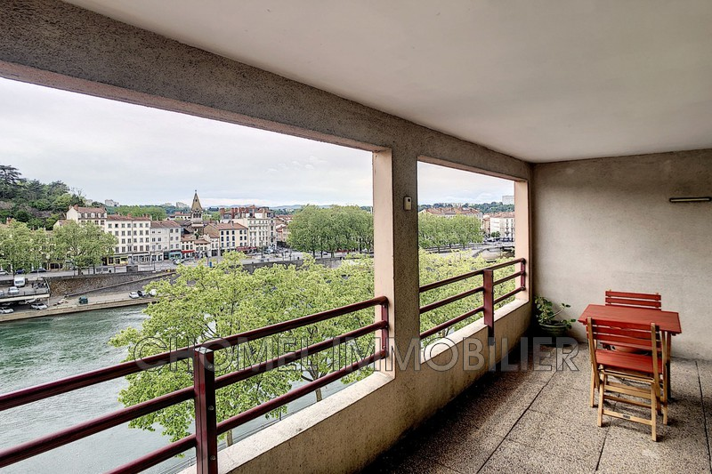 Photo Apartment Lyon Quai joseph gillet,   to buy apartment  6 rooms   122 m²