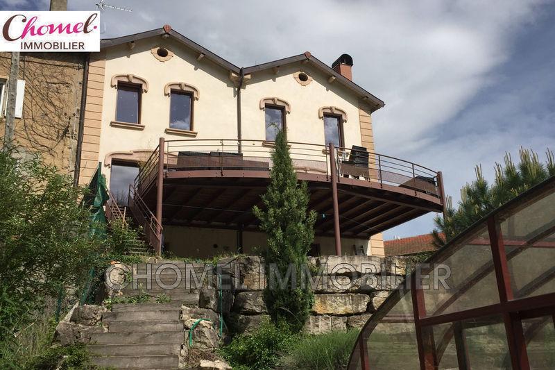 Demeure de prestige Yzeron Village,   achat demeure de prestige  4 chambres   400m²