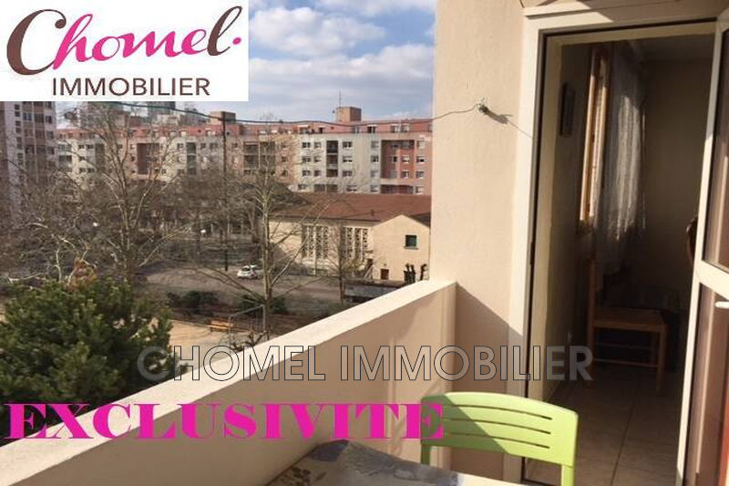 Apartment Villeurbanne Villeurbanne,   to buy apartment  3 rooms   54 m²