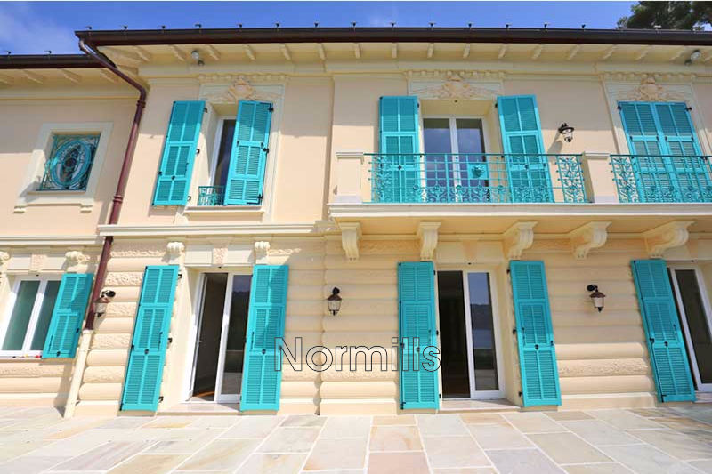 Photo Villa Saint-Jean-Cap-Ferrat Bord de mer,   to buy villa  7 bedroom   525 m²
