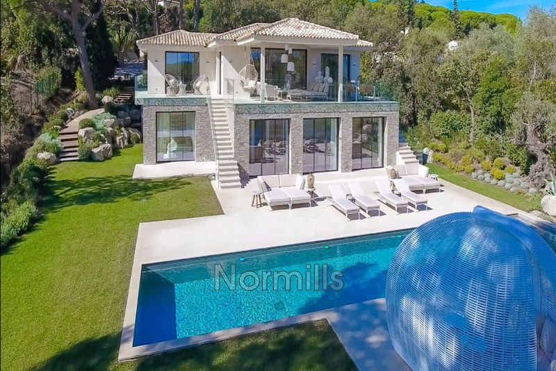 Photo Villa Ramatuelle Bord de mer,   to buy villa  6 bedroom   510 m²