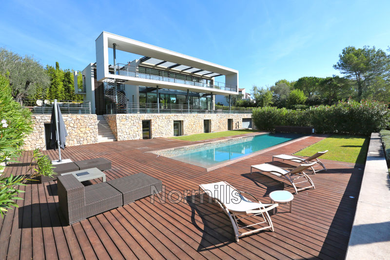 Photo Contemporary house Mougins   to buy contemporary house  6 bedroom   400 m²