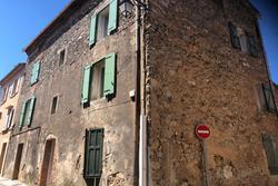 Vente maison de village Rougiers
