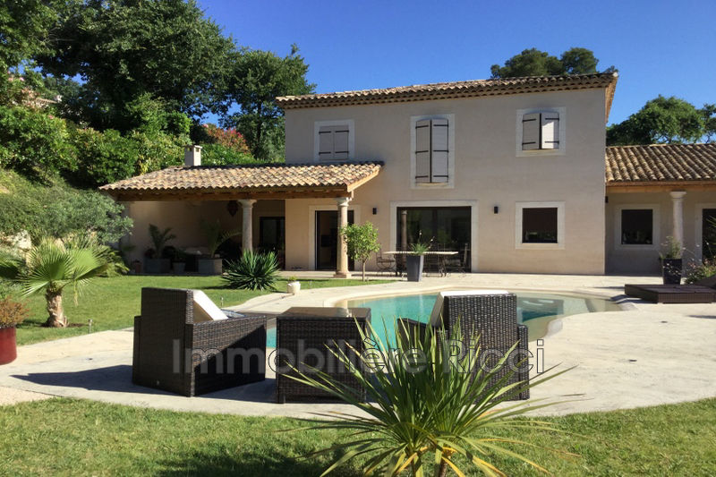 Photo Villa Rochefort-du-Gard Village,   achat villa  4 chambres   195m²