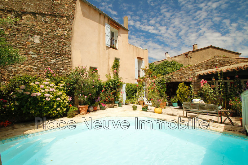 Photo n°3 - Vente maison de village La Garde-Freinet 83680 - 650 000 €