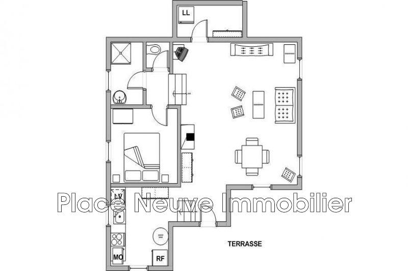 Photo n°10 - Vente Maison bastidon La Garde-Freinet 83680 - 260 000 €
