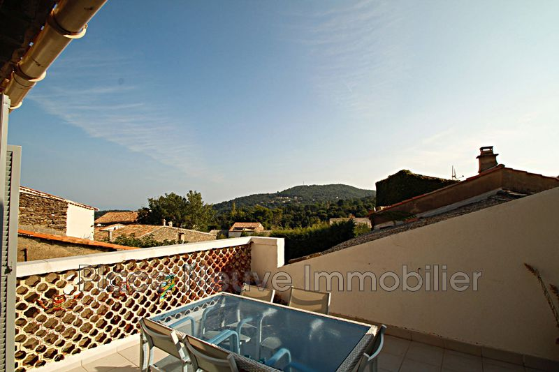 Photo n°1 - Vente maison de village La Garde-Freinet 83680 - 290 000 €
