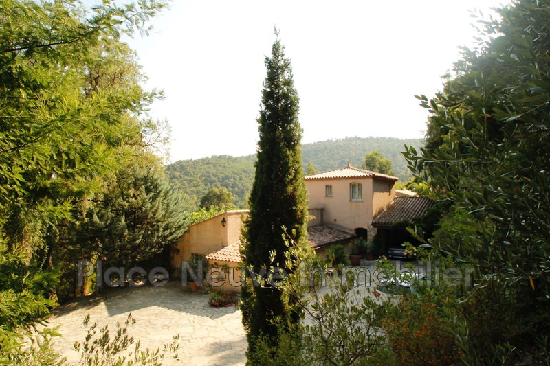 Photo n°9 - Vente maison de caractère La Garde-Freinet 83680 - Prix sur demande