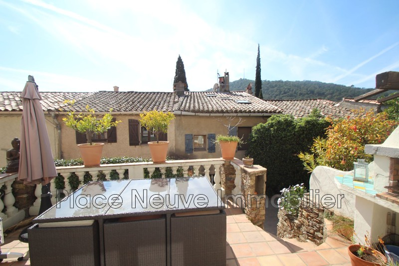 Photo n°1 - Vente maison de hameau Grimaud 83310 - 232 000 €