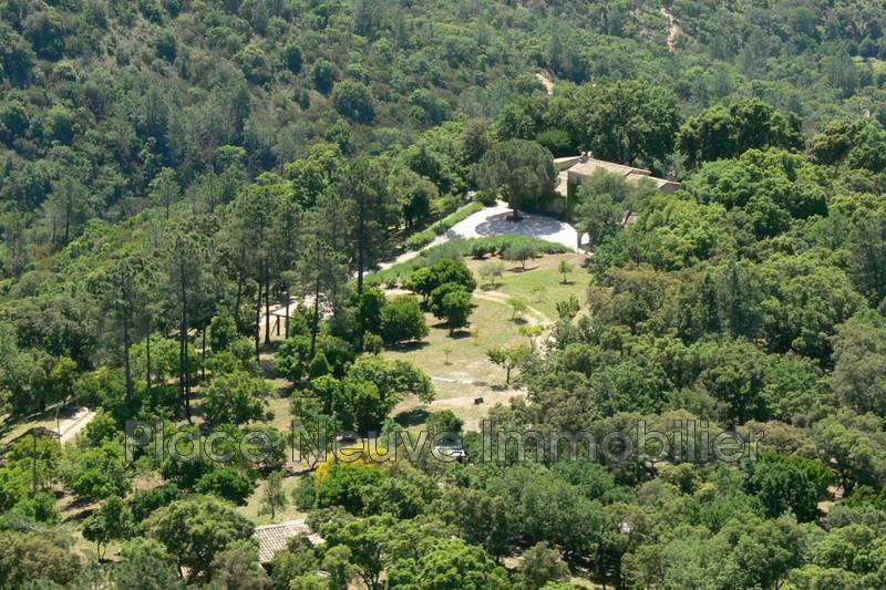 Photo n°1 - Vente maison de campagne La Garde-Freinet 83680 - 1 450 000 €