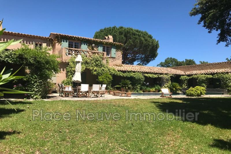 Photo n°3 - Vente maison de campagne La Garde-Freinet 83680 - 1 450 000 €