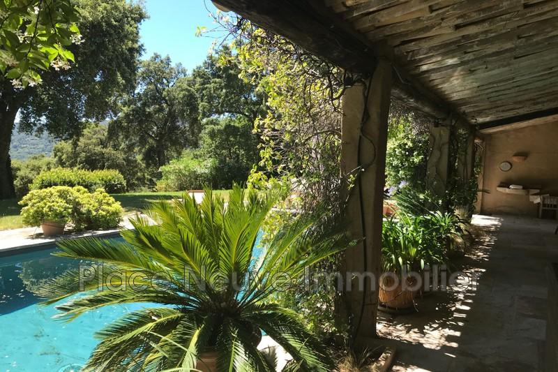 Photo n°6 - Vente maison de campagne La Garde-Freinet 83680 - 1 450 000 €