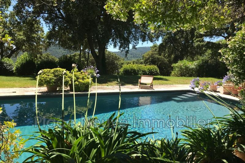 Photo n°2 - Vente maison de campagne La Garde-Freinet 83680 - 1 450 000 €