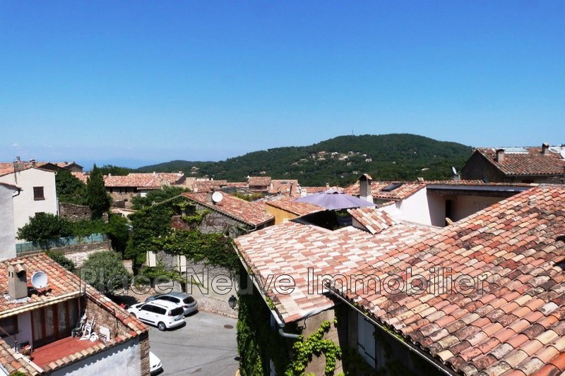 Photo n°2 - Vente maison de village La Garde-Freinet 83680 - 500 000 €
