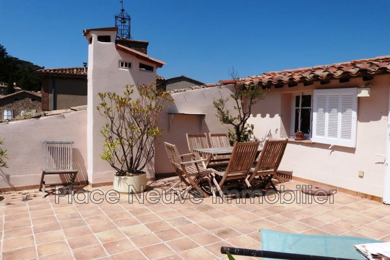 Photo n°3 - Vente maison de village La Garde-Freinet 83680 - 500 000 €
