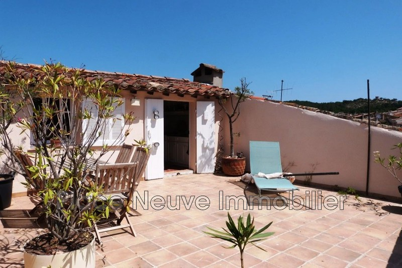 Photo n°1 - Vente maison de village La Garde-Freinet 83680 - 500 000 €