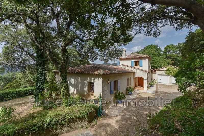 Photo n°1 - Vente maison La Garde-Freinet 83680 - 840 000 €