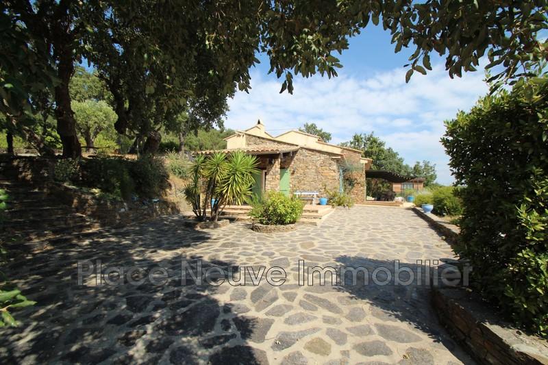Photo n°2 - Vente maison en pierre La Garde-Freinet 83680 - 1 370 000 €