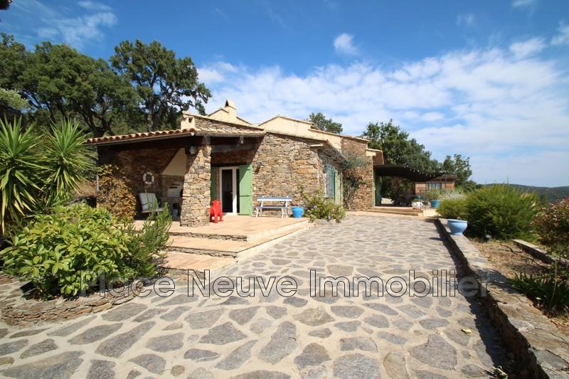 Photo n°3 - Vente maison en pierre La Garde-Freinet 83680 - 1 370 000 €