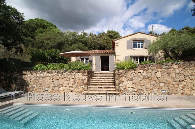 Photo n°2 - Vente Maison bastide La Garde-Freinet 83680 - 950 000 €