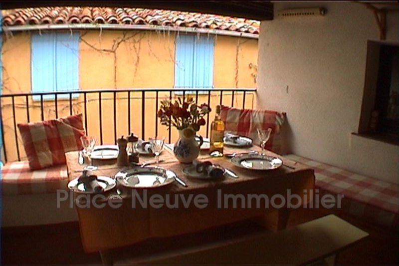 Photo n°1 - Vente appartement Grimaud 83310 - 222 000 €