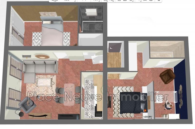 Photo n°2 - Vente appartement Grimaud 83310 - 298 500 €