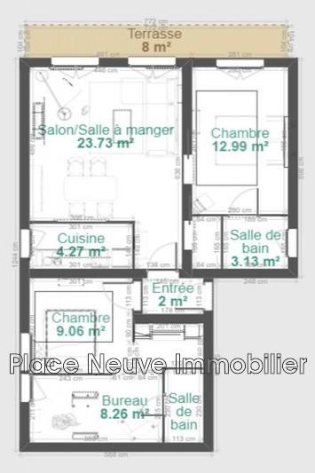 Photo n°7 - Vente appartement Grimaud 83310 - 298 500 €
