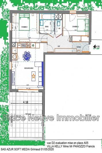 Photo n°10 - Vente appartement Cavalaire-sur-Mer 83240 - 409 500 €