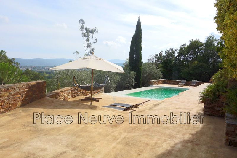 Photo n°2 - Sale nature maison Grimaud 83310 - 2 300 000 €