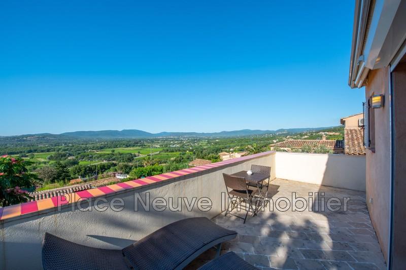 Photo n°1 - Vente Appartement villa sur le toit Grimaud 83310 - 1 498 000 €