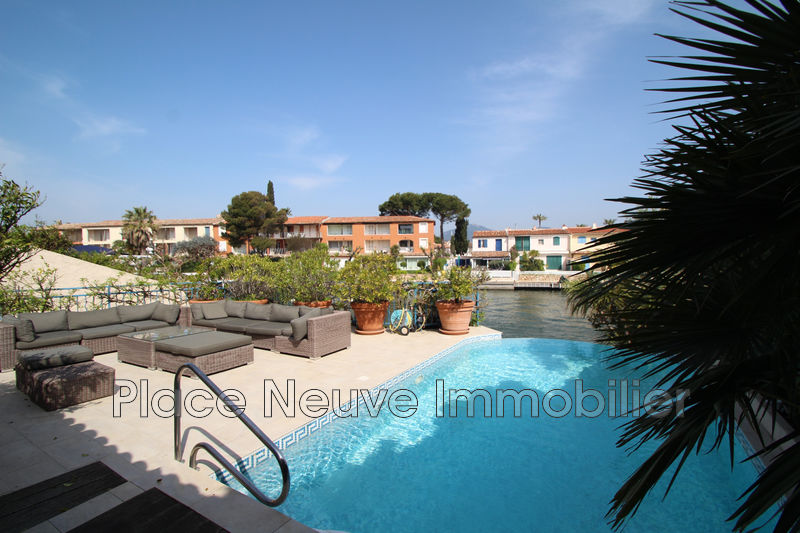 Photo n°3 - Vente maison marina Cogolin 83310 - 1 700 000 €