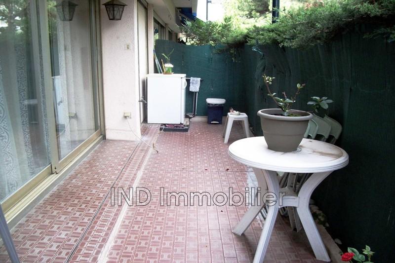 Photo Appartement Cagnes-sur-Mer Cros de cagnes,  Location appartement  2 pièces   45m²
